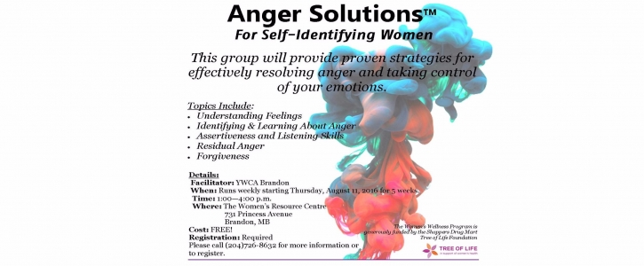 Anger Solutions for Web
