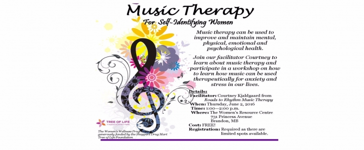 Music Therapy for web
