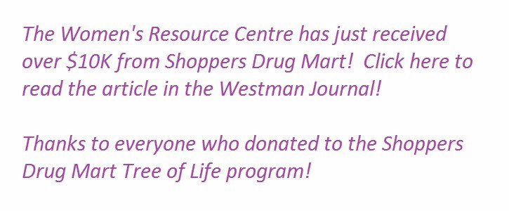 Westman Journal Article re Shoppers Drug Mart Donation – Jan 2015