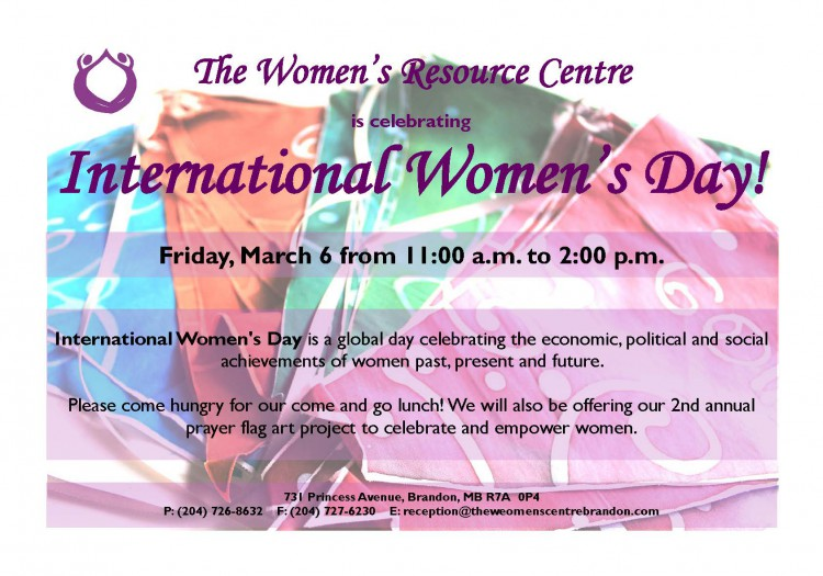 IWD Poster 2015