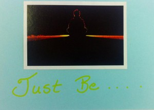 Just Be - Side 1